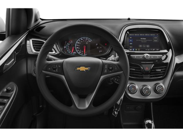 2020 Chevrolet Spark Base Price 4dr HB Man LS Pricing driver's dashboard