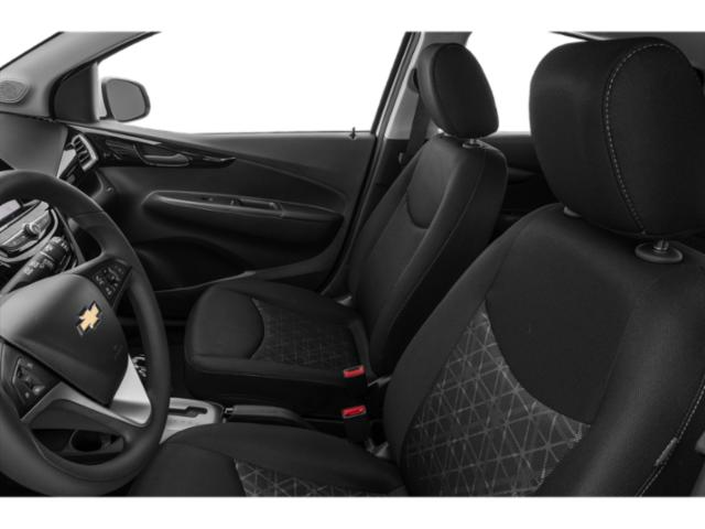 2020 Chevrolet Spark Base Price 4dr HB Man LS Pricing front seat interior