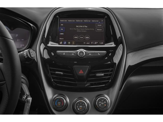 2020 Chevrolet Spark Base Price 4dr HB Man LS Pricing stereo system