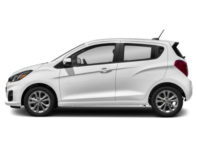 2020 Chevrolet Spark Base Price 4dr HB Man LS Pricing side view