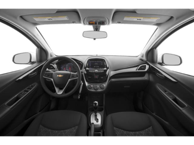 2020 Chevrolet Spark Base Price 4dr HB Man LS Pricing full dashboard