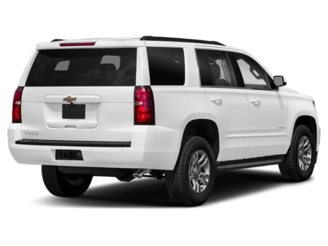 2020 Chevrolet Tahoe Base Price 4WD 4dr LS Pricing side rear view