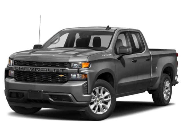 2020 Chevrolet Silverado 1500 Base Price 2WD Crew Cab 147 LT Pricing side front view