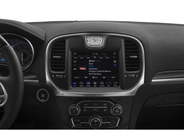2020 Chrysler 300 Base Price Touring RWD Pricing stereo system