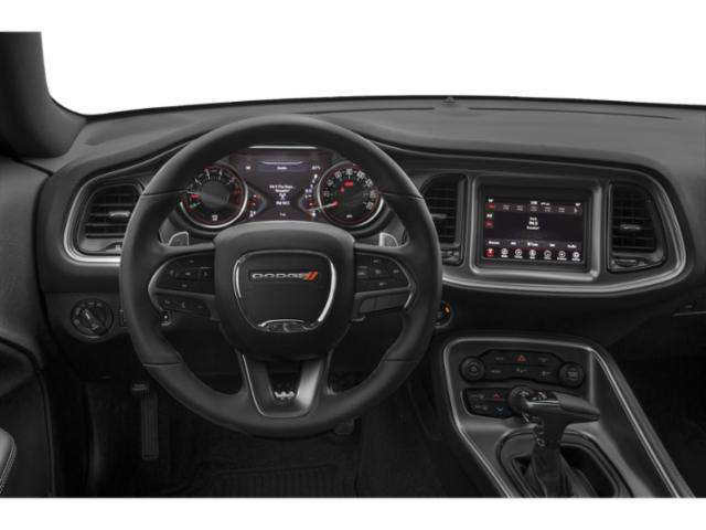 2020 Dodge Challenger Base Price SXT RWD Pricing driver's dashboard