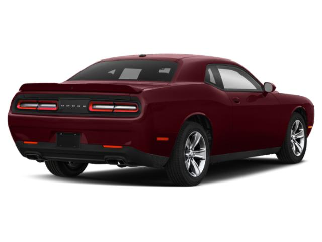 2020 Dodge Challenger Base Price SXT RWD Pricing side rear view