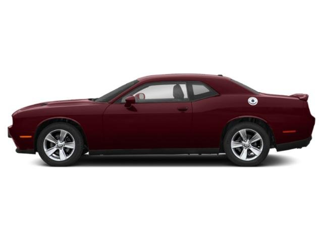 2020 Dodge Challenger Base Price SXT RWD Pricing side view