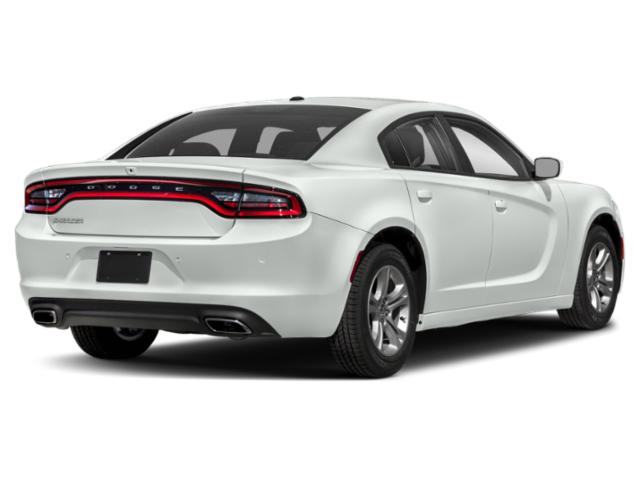 2020 Dodge Charger Base Price SXT RWD Pricing side rear view