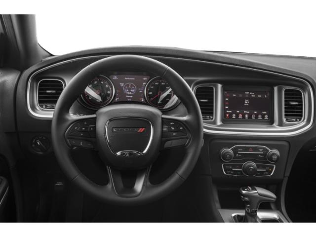2020 Dodge Charger Base Price SXT RWD Pricing driver's dashboard