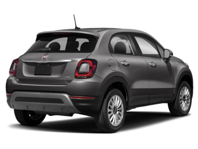 2020 FIAT 500X Base Price Pop AWD Pricing side rear view