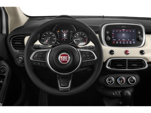 2020 FIAT 500X Base Price Pop AWD Pricing driver's dashboard