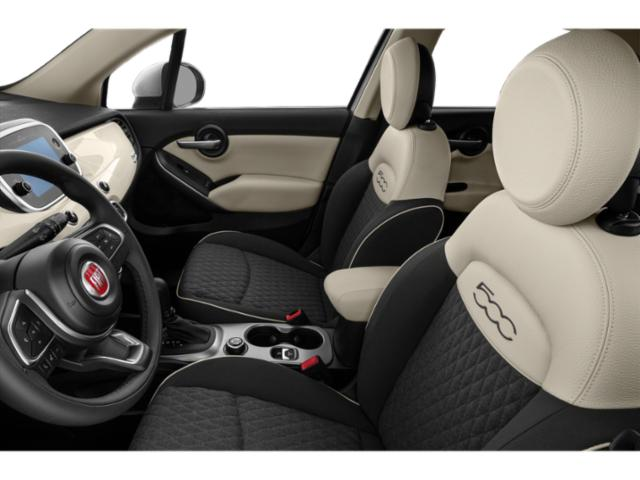 2020 FIAT 500X Base Price Pop AWD Pricing front seat interior