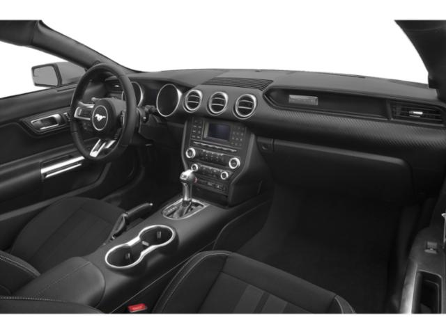 2020 Ford Mustang Base Price GT Fastback Pricing passenger's dashboard