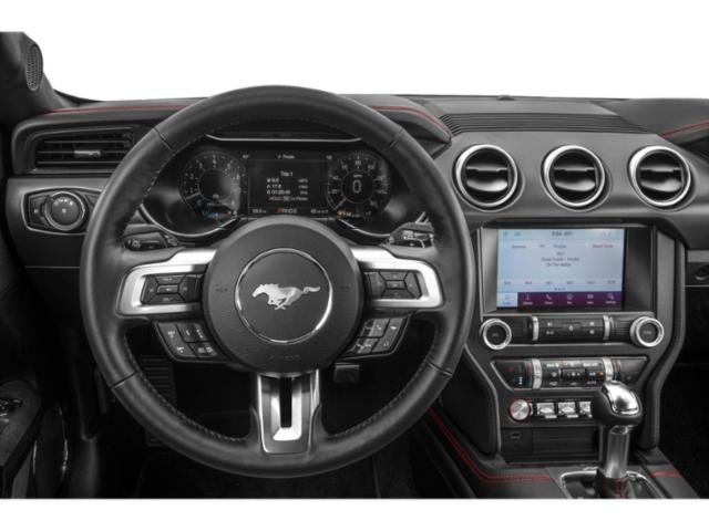 2020 Ford Mustang Base Price GT Fastback Pricing driver's dashboard