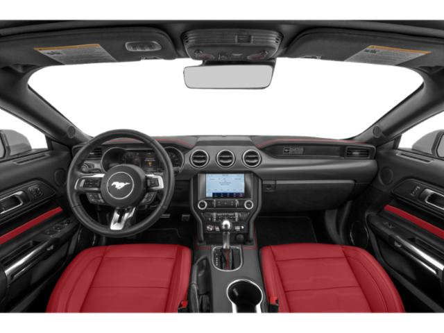 2020 Ford Mustang Base Price GT Fastback Pricing full dashboard