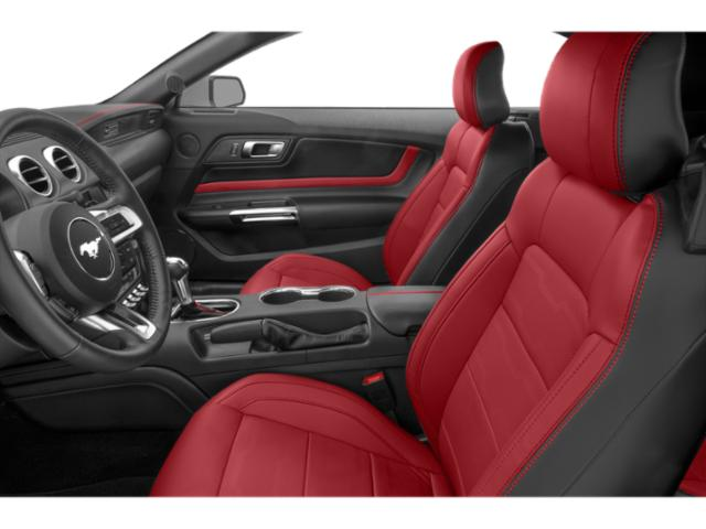 2020 Ford Mustang Base Price GT Fastback Pricing front seat interior