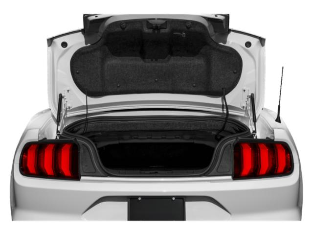 2020 Ford Mustang Base Price GT Fastback Pricing open trunk