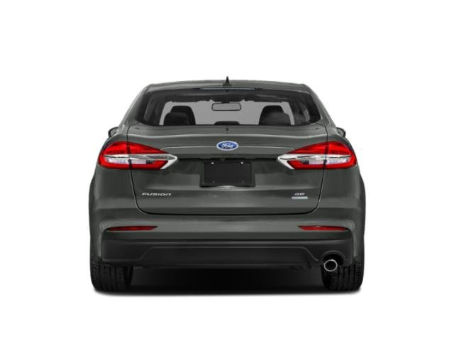 2020 Ford Fusion Base Price S FWD Pricing rear view