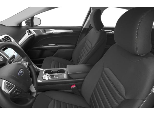 2020 Ford Fusion Base Price S FWD Pricing front seat interior
