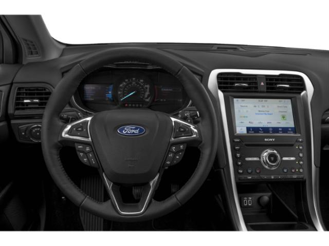 2020 Ford Fusion Base Price S FWD Pricing driver's dashboard