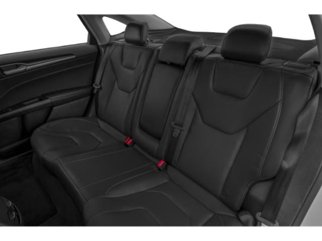 2020 Ford Fusion Base Price S FWD Pricing backseat interior