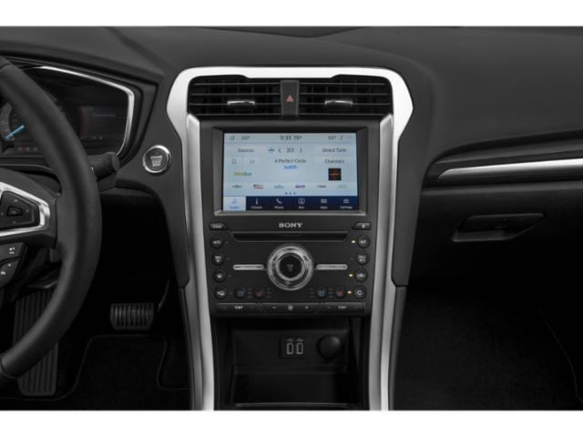 2020 Ford Fusion Base Price S FWD Pricing navigation system