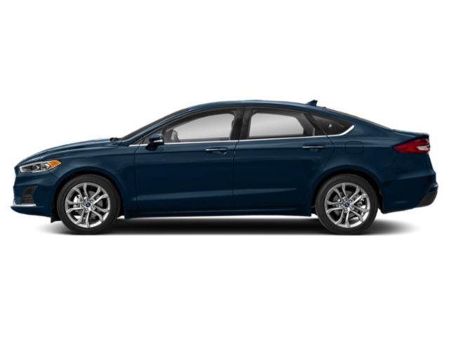2020 Ford Fusion Base Price S FWD Pricing side view