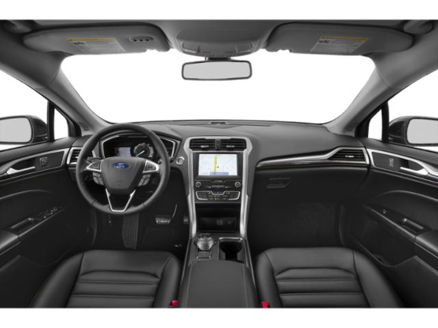 2020 Ford Fusion Base Price S FWD Pricing full dashboard