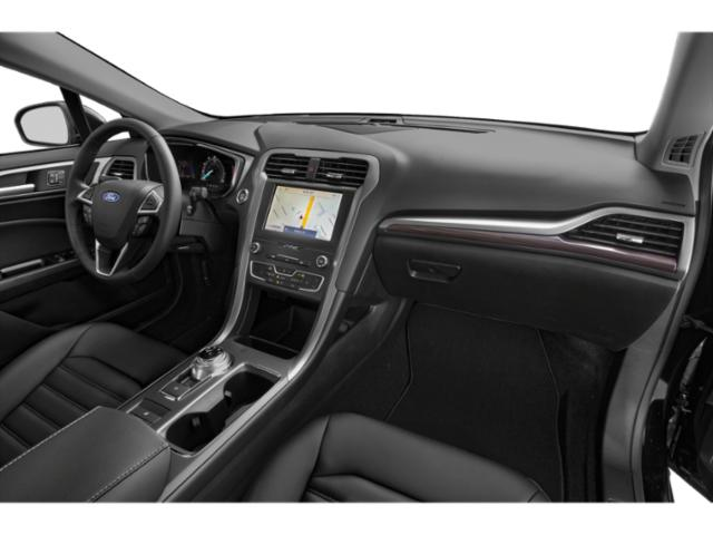2020 Ford Fusion Base Price S FWD Pricing passenger's dashboard