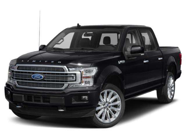 2020 Ford F-150 Base Price King Ranch 2WD SuperCrew 5.5' Box Pricing side front view