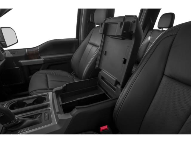 2020 Ford F-150 Base Price King Ranch 2WD SuperCrew 5.5' Box Pricing center storage console