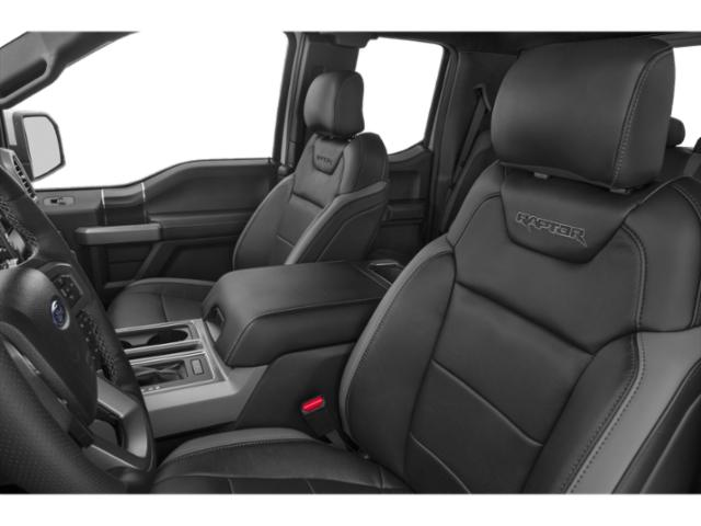 2020 Ford F-150 Base Price King Ranch 2WD SuperCrew 5.5' Box Pricing front seat interior