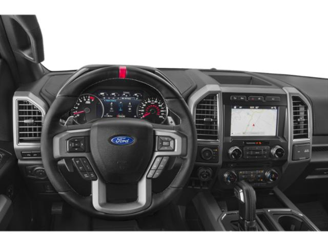 2020 Ford F-150 Base Price King Ranch 2WD SuperCrew 5.5' Box Pricing driver's dashboard