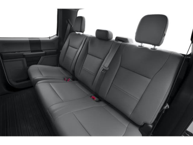 2020 Ford F-150 Base Price King Ranch 2WD SuperCrew 5.5' Box Pricing backseat interior