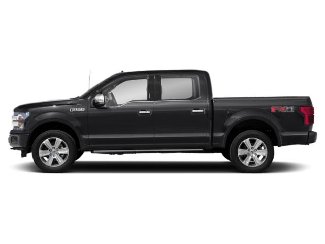 2020 Ford F-150 Base Price King Ranch 2WD SuperCrew 5.5' Box Pricing side view
