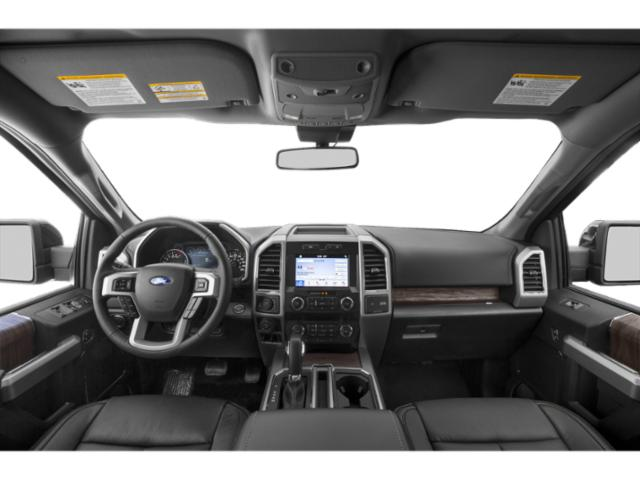 2020 Ford F-150 Base Price King Ranch 2WD SuperCrew 5.5' Box Pricing full dashboard