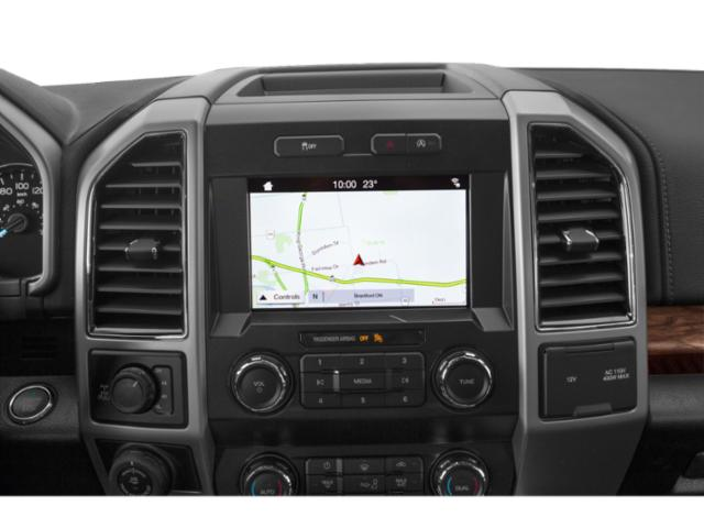 2020 Ford F-150 Base Price King Ranch 2WD SuperCrew 5.5' Box Pricing navigation system