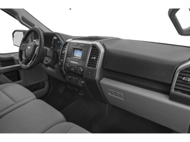 2020 Ford F-150 Base Price King Ranch 2WD SuperCrew 5.5' Box Pricing passenger's dashboard