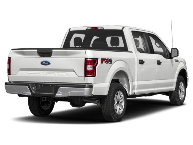 2020 Ford F-150 Base Price King Ranch 2WD SuperCrew 5.5' Box Pricing side rear view