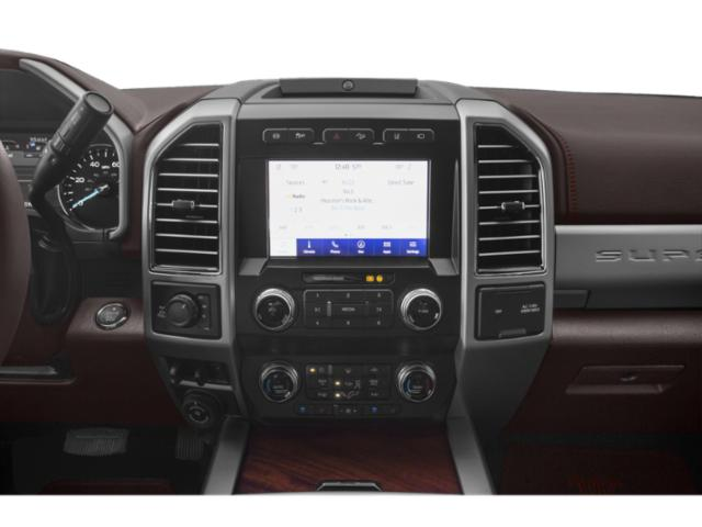 2020 Ford Super Duty F-250 SRW Base Price King Ranch 2WD Crew Cab 6.75' Box Pricing stereo system