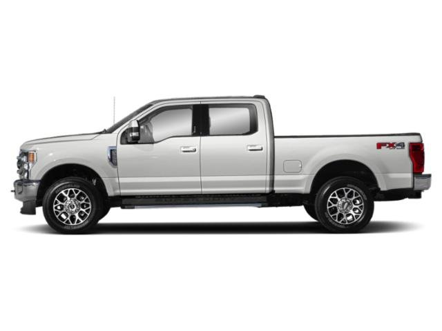 2020 Ford Super Duty F-250 SRW Pictures Super Duty F-250 SRW King Ranch 2WD Crew Cab 6.75' Box photos side view