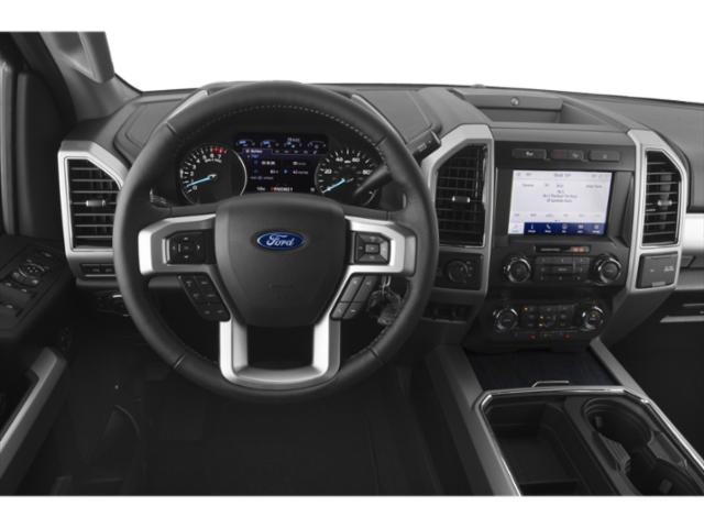 2020 Ford Super Duty F-250 SRW Base Price King Ranch 2WD Crew Cab 6.75' Box Pricing driver's dashboard