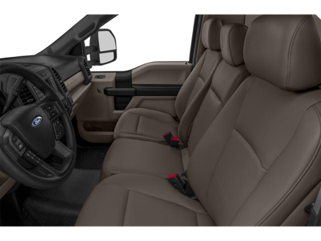 2020 Ford Super Duty F-250 SRW Base Price King Ranch 2WD Crew Cab 6.75' Box Pricing front seat interior