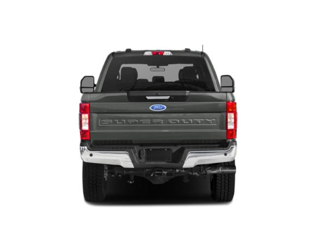 2020 Ford Super Duty F-250 SRW Pictures Super Duty F-250 SRW King Ranch 2WD Crew Cab 6.75' Box photos rear view