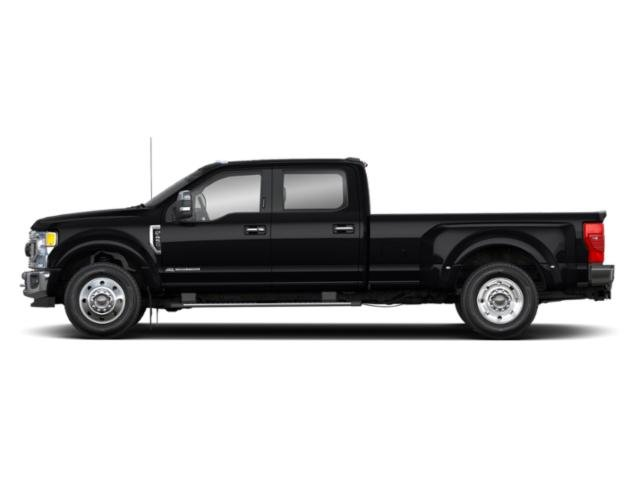 2020 Ford Super Duty F-450 DRW Base Price Platinum 4WD Crew Cab 8' Box Pricing side view