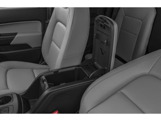 2020 GMC Canyon Base Price 2WD Crew Cab 128 Pricing center storage console