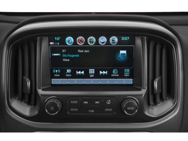 2020 GMC Canyon Base Price 2WD Crew Cab 128 Pricing stereo system