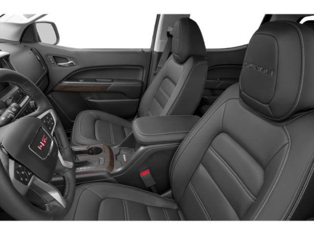 2020 GMC Canyon Base Price 2WD Crew Cab 128 Pricing front seat interior