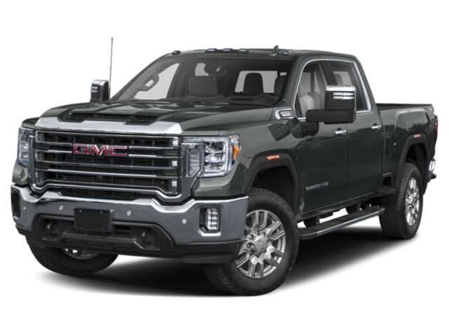 2020 GMC Sierra 3500HD Pictures Sierra 3500HD 2WD Reg Cab 142 photos side front view
