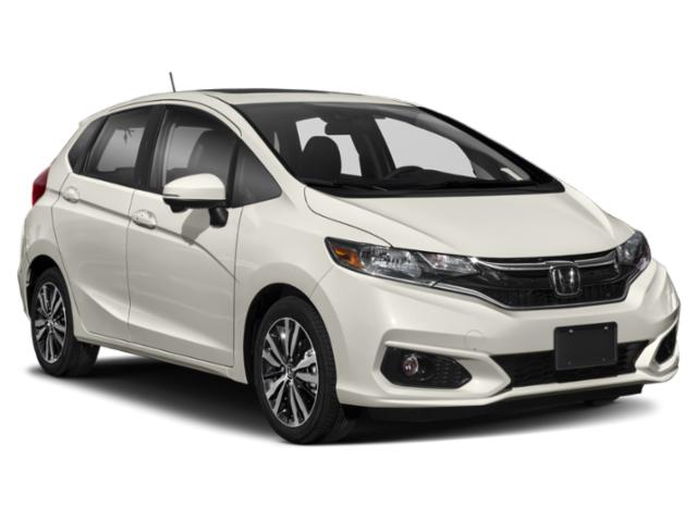 2020 Honda Fit Base Price LX CVT Pricing side front view